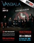 April 2013 Vandala Magazine