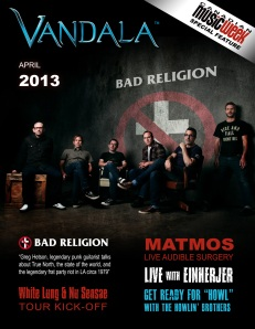 2013 Interview with Bad Religion