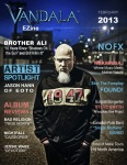 February 2013 Vandala Magazine