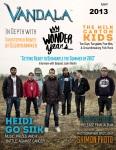 May 2013 Vandala Magazine