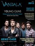 July 2013 Vandala Magazine