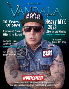 September 2013 Vandala Magazine