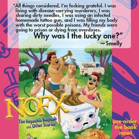 NOFX BOOK