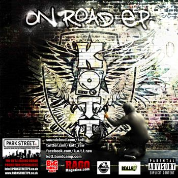 "Knights of the Turntables ""On Road EP"""