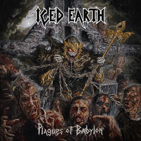 "Iced Earth ""Plagues Of Babylon"" (Power/Thrash Metal)"