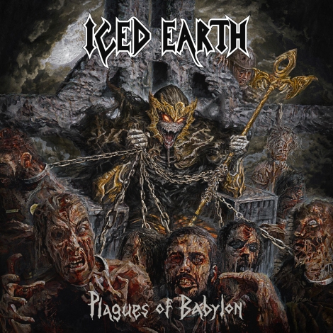 "Iced Earth ""Plagues Of Babylon"" (Power/Thrash Metal)"
