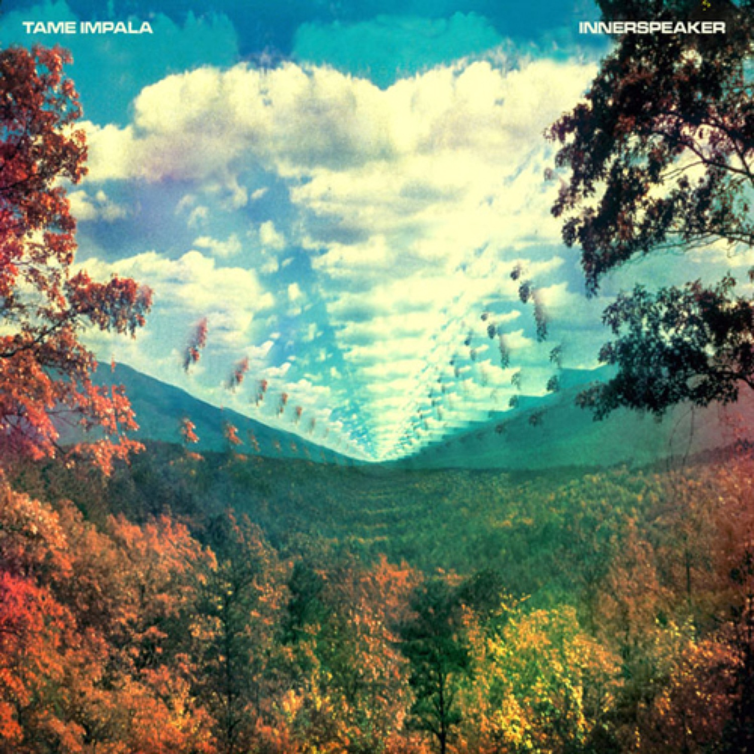 Album Cover Feature Tame Impala Innerspeaker