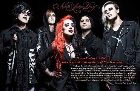 Interview New Years Day
