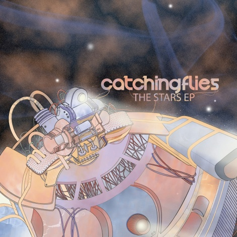 """Catching Flies  """"The Stars EP"""" (Electronic, Chillout, Trip Hop)"""