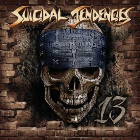 """Suicidal Tendencies """"13"""" (Hardcore)"""