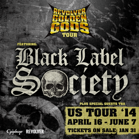 Black Label Society - Rock Gods