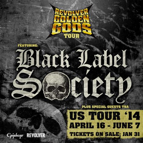 Black Label Society - Rock Gods