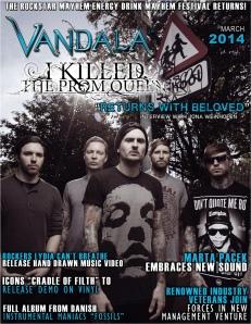 March 2014 Vandala Magazine