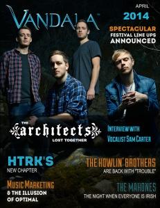April 2014 Vandala Magazine