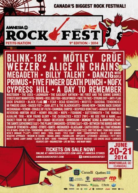 Rockfest 2014