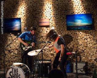 The Shoes at the Streaming Café, Kelowna, BC April 12th