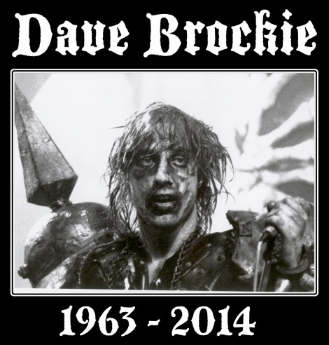 Legend - Dave Brockie