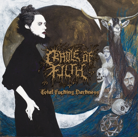 """Cradle of Filth """"Total F*cking Darkness"""""""