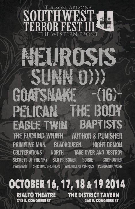 Southwest Terror Fest III
