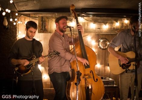 Unseen Strangers at The Dakota Tavern, Toronto, Ontario APRIL 2014