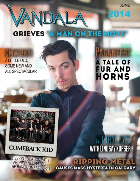 """Cover Interview - Grieves """"A Man On The Move"""""""