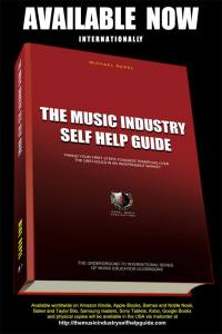 The Music Industry Self Help Guide (Book Written By Michael Repel)