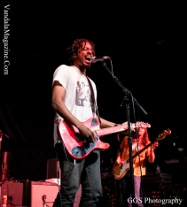 Black Joe Lewis and the Honeybears at TURF 2014