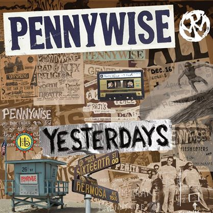"Pennywise""Yesterdays"""
