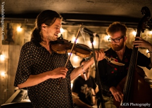 Tequila Mockingbird Orchestra at The Dakota Tavern for at NXNE 2014, Toronto, ON