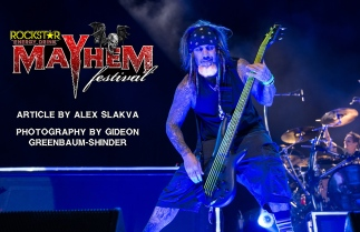 Rockstar Energy Drink Mayhem Festival 2014 – Toronto Edition