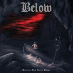 Below - across the river