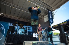 Emmure at Rockstar Energy Drink Mayhem Festival Toronto