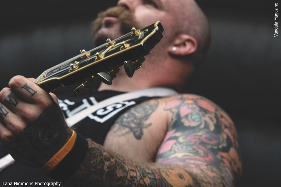 8c1fd07a82 Every Time I Die at Vans Warped Tour in Montreal