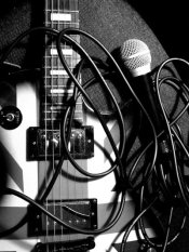 guitar microphone