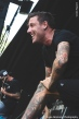 Parkway Drive at Vans Warped Tour in Montreal, QC