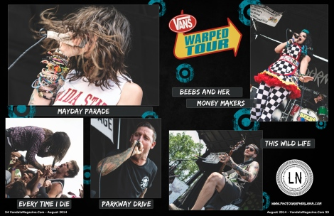 1ce0626b2a Vans Warped Tour 2014 – Montreal Edition