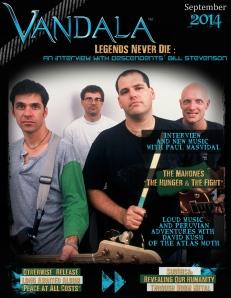 September 2014 Vandala Magazine