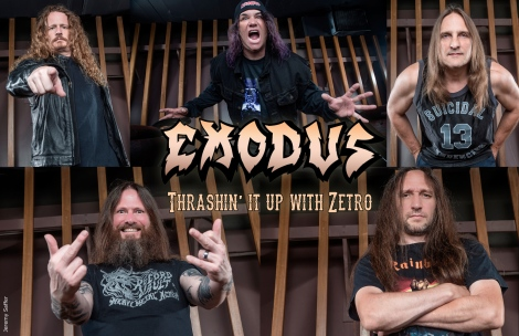 Exodus Interview October 2014 Vandala Magazine