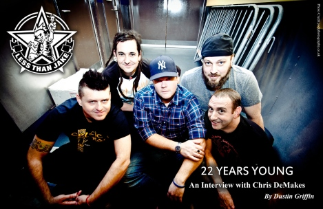 Less than Jake Interview October 2014 Vandala Maga