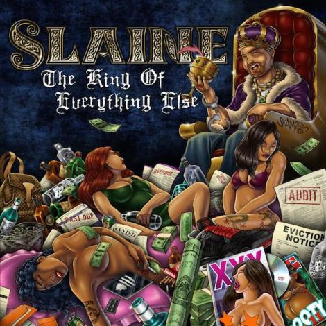 Slaine Album Cover