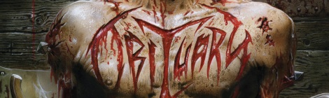 OBITUARY New Album Inked in Blood