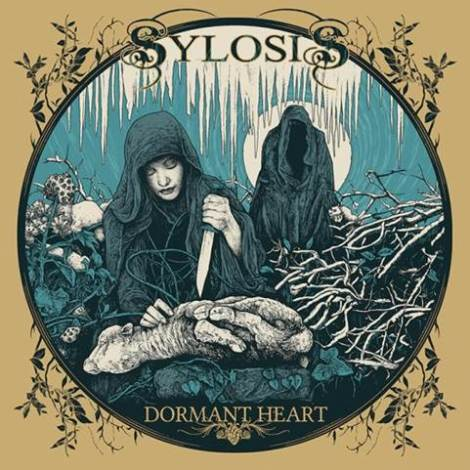 Sylosis - The artwork was created by Bristol based artist BONFIRE