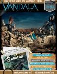 November 2014 Vandala Magazine - Sabaton, Pixies, Lagwagon, Rancid and More