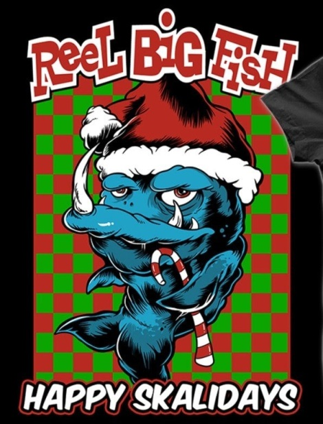Reel Big Fish Holiday EP