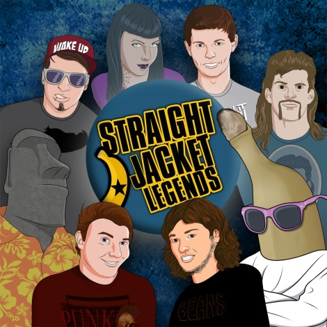 Straight Jacket Legends