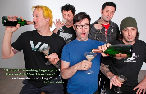 Lagwagon Interview with Joey Cape December 2014 Vandala Magazine
