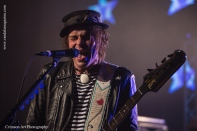 The Trews at Flames Central in Calgary on November 21, 2014