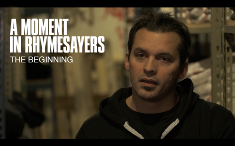A Moment In Rhymesayers