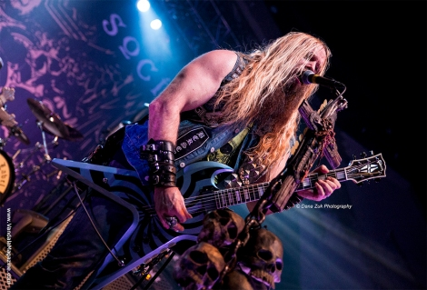 Black Label Society - Photo Credit Dana Zuk Photography for Vandala Magazine