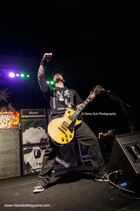Hatebreed - Photo Credit Dana Zuk Photography for Vandala Magazine